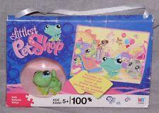 Littlest Pet Shop 100-piece Puzzle With Pet Frog