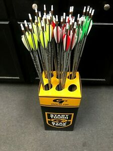 Gold Tip Airstrike 340 Spine 6-Pack Bow Hunting Arrows