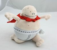 Captain Underpants Book Soft Plush Stuffed Doll Toy 8 inch Kids Gift