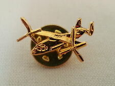 V-22 Osprey US Marine Corps Bell Boeing Helicopter Pin / Gold Color / NEW