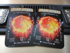 NEW SLAM DUNK SUPER PRO BASKETBALL ORPHAN OVERLAYS INTELLIVISION GAME FLASHBACK