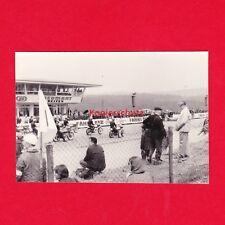 """Foto Sachsenring 1967 """"Kurz vor dem Start der 125 ccm"""""""