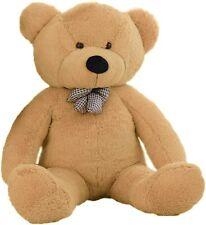 "WOWMAX® Giant Teddy Bear 47"" Stuffed Toy Kids Gift Brown"
