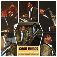 Good Things The Story of Saadia Records CD Jazzman Soul Funk