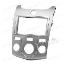 Xtrons Manual Air-Condition 2 Din Facia Fascia Dash For KIA Cerato TD Forte Naza
