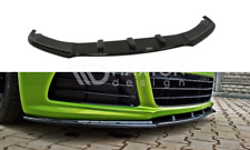 BODY KIT PARAURTI LAMA Splitter anteriore VW SCIROCCO R V.1