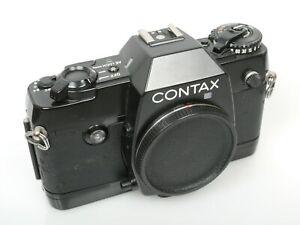CONTAX 137 MA 137MA QUARTZ Gehäuse body guter funktionsfähiger Zustand working
