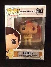 Funko POP Workaholics Anders 493 Figure SHIPS TODAY 12411