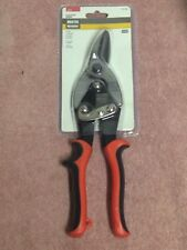 "Master Mechanic ~ LEFT CUT AVIATION SNIPS ~ ""Quality Snips ~ Lifetime Warranty"""