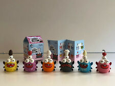 Toy2R Spider Baby Boom - Lot of 6 (Cherry, Sprinkle, Softy, Whippy, Apple, Chase