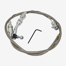 "Throttle Cable Replacement Holley Edelbrock Carter Quadrajet Carb Carburetor 32"""