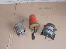 Alte Elektro Motoren