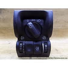 Vectra B Headlamp Headlight Control Switch Auto Headlights Excellent Condition