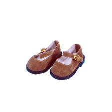 Schildkröt Vestidos de muñeca Muñecas Zapatos 7 cm de largo para 49 cm muñecas