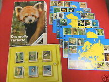 Big Animal Lotto 1970's Ravensburger Spiele German Game