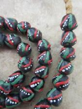African Glass Krobo Beads [66011]