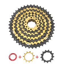 BOLANY MTB Mountain Bike Cassette 10 Speed 11-42T Rear Gear Cog Fit SHIMANO SRAM