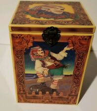 VINTAGE PIRATES OF PENZANCE - ENESCO MUSICAL BOX-JACK IN THE BOX #845/3000
