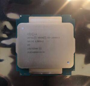 Intel Xeon E5-2698v3 2.30GHz SR1XE CPU Processor 16 Core 32 Thread 3.6Ghz Turbo
