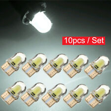 1x Toyota Previa Bright Xenon White 8SMD LED Canbus Number Plate Light Bulb