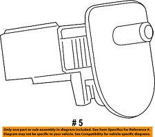 CHRYSLER OEM-Glove Compartment Box Light 4565022