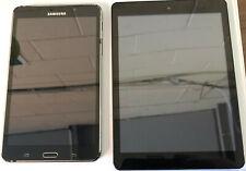 """2x Tablet difettoso-Samsung Galaxy Tab 4 WIFI 8GB 7"""" & eFun 7.85"""" 16GB QUAD CORE"""