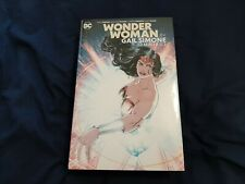 WONDER WOMAN BY GAIL SIMONE OMNIBUS Deluxe Hardback Edition DC Comics