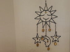HEAVENS HAPPY SUN  WITH  BELLS WIND CHIME