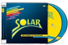 "Solar The Ultimate 12"" Collection 2-cd    new  cd Ptg ( Shalamar, Whispers )"