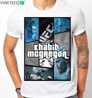 CONOR MCGREGOR VS KHABIB NURMAGOMEDOV MMA FIGHTING NOTORIOUS MENS KIDS T Shirt
