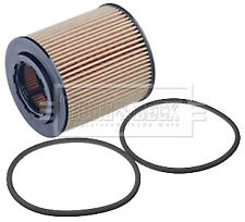 OPEL VECTRA C 1.9D Oil Filter 04 to 09 B&B 5650354 Genuine Quality Replacement