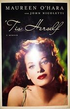 'TIS HERSELF BY MAUREEN O'HARA *INSCRIBED*FIRST EDITION*