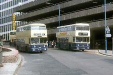 WMPTE Fleetlines Birmingham 1980 Bus Photo