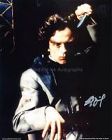 BRAD DOURIF as Piter De Vries - Dune GENUINE AUTOGRAPH UACC (Ref:4439)