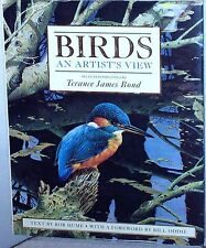 Birds, An Artist's View: Selected Paintings by Terance James Bond, by Rob Hume