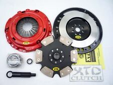 XTD STAGE 4 CLUTCH &FLYWHEEL 99-00 CIVIC Si B16A2 (1700 Series)