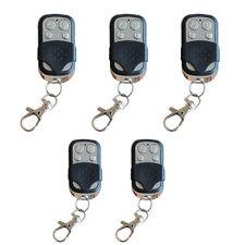 5X TELECOMMANDE SUPER COPIEUSE pour portes automatiques de garage ou de portail
