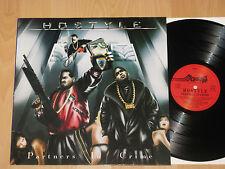 LP HOSTYLE - PARTNERS IN CRIME - DJ HOMICIDE - NEAR MINT