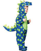 Doug The Dinosaur Kids Toddler Costume Size 3-4