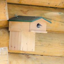 CJ Wildlife Starling Nest Box with Balcony