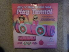 Glitz and Glam Stretch Limo Play Tunnel by Gigatent Glitz Pink New in the Box