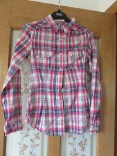 Confezione di 5 Ragazze//Donne Bianco Manica Corta Camicia//blusa Schoolwear//Uniform