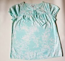 Gap top size 12.  Summer casual or work wear. Buy it now price only £6.99!