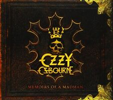 OZZY OSBOURNE: MEMOIRS OF A MADMAN CD GREATEST HITS / THE VERY BEST OF / NEW