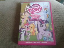My little pony welcome to Ponyville DVD freepost in good condition *