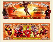 The Flash - DC Comics/TV Character Million Dollar Novelty Money