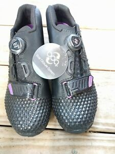Bontrager Tario Mountain Bike Shoes Women's Size 8.5 Black Boa Fastener