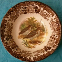 "The Royal Worcester Group ""Game Series"" Bowl, Palissy, D 6.5"", H 2"", Made in Eng"