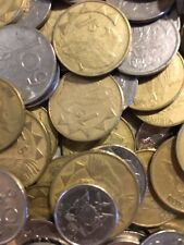 100 Gramm Restmünzen/Umlaufmünzen Namibia
