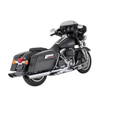 SILENCIEUX ECHAPPEMENT VANCE & HINES TWIN SLASH MONSTER HARLEY TOURING 1995-2016